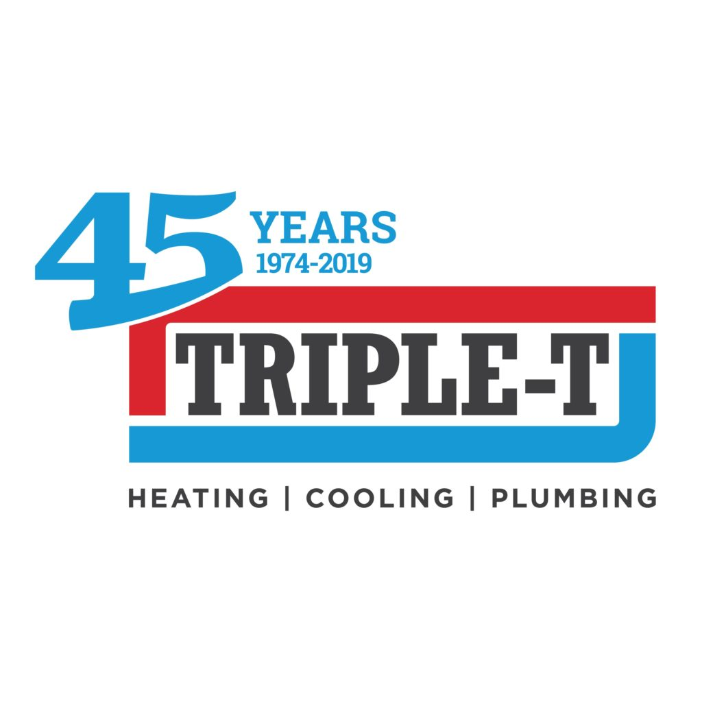 45 years in business for Triple-T Heating and Cooling