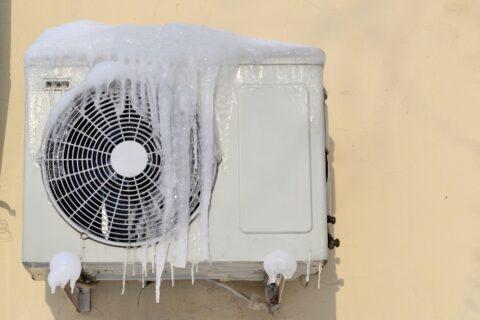 AC System Freezing UP