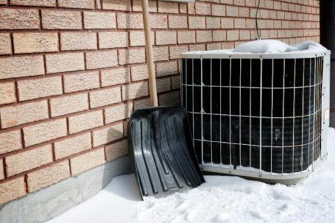 HVAC in Winter